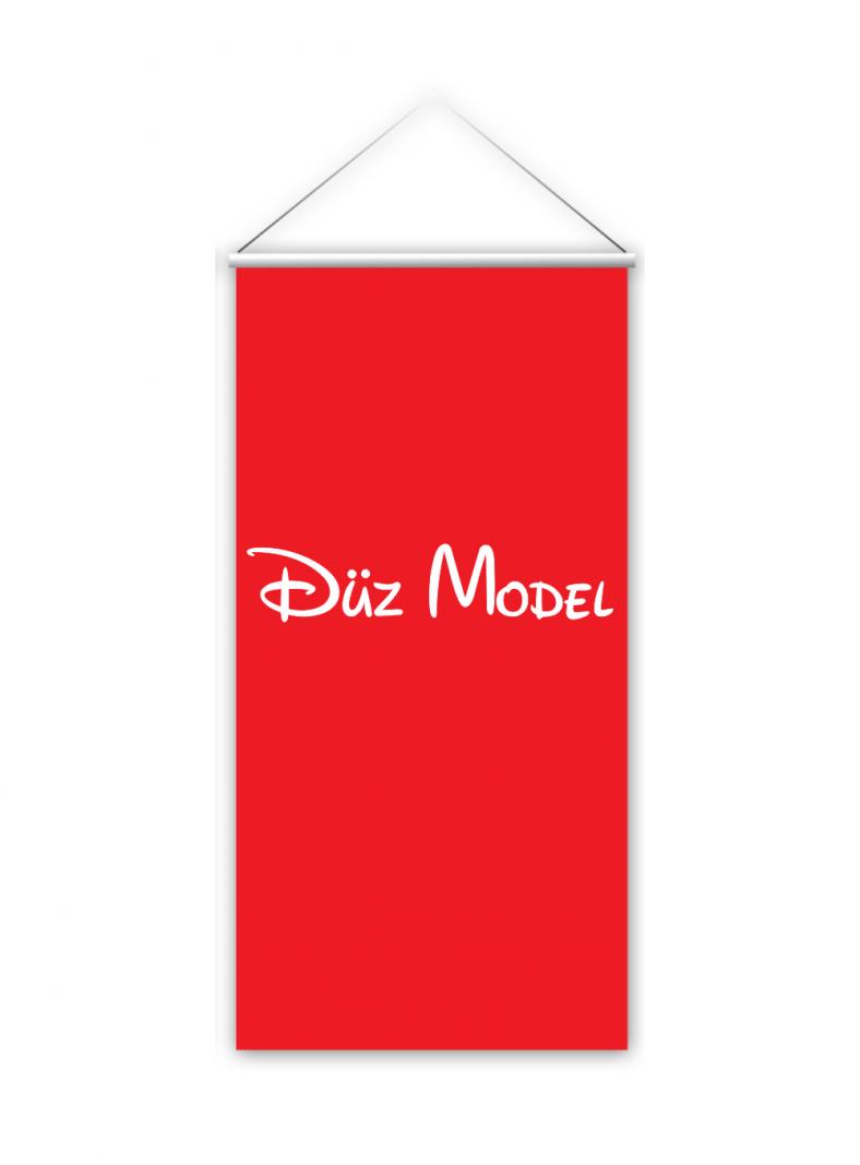 Kırlangıç Bayrak - Düz Model